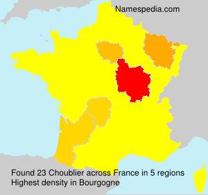 Choublier