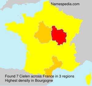 Cielen - France