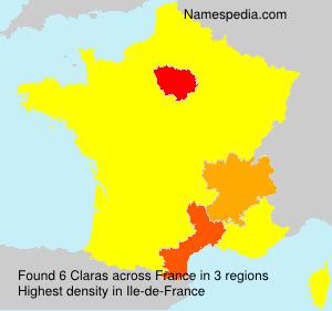 Claras