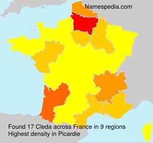 Cleda