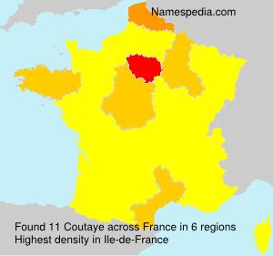 Coutaye