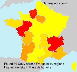 Couy - France