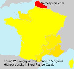 Croigny