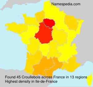 Croullebois