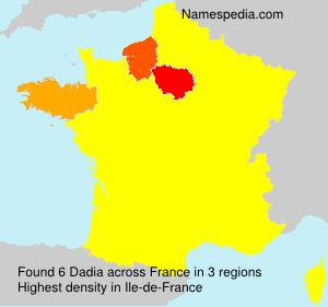 Dadia