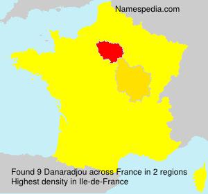 Danaradjou