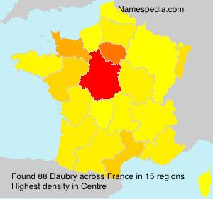 Daubry