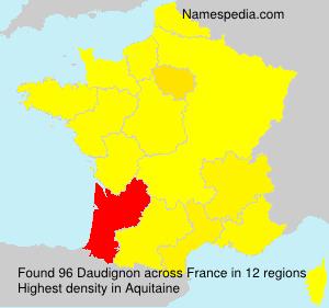 Daudignon