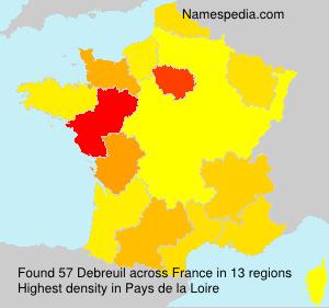 Debreuil
