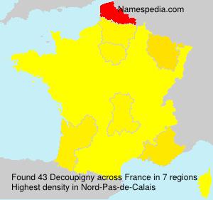 Decoupigny