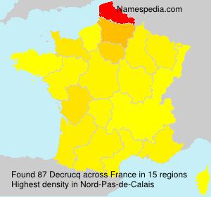 Decrucq