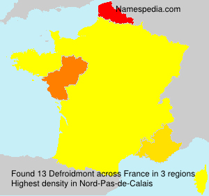 Defroidmont