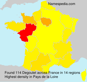 Degoulet - France