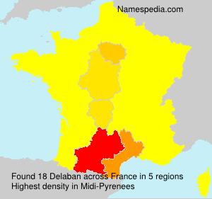 Delaban