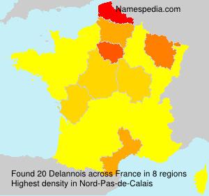 Delannois