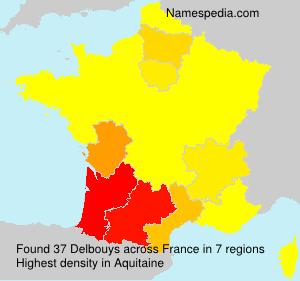 Delbouys