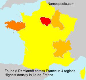 Demianoff