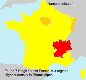Dingil