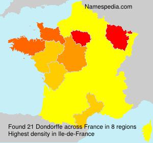 Dondorffe