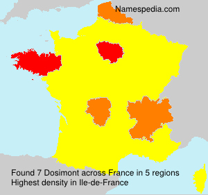 Dosimont - France