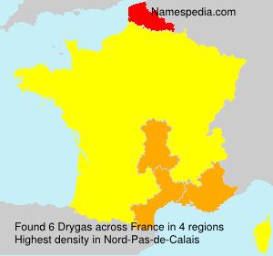 Drygas