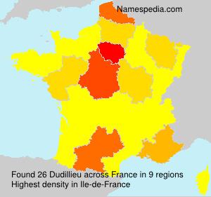 Dudillieu