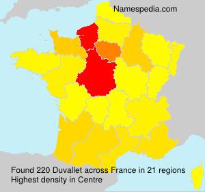 Duvallet