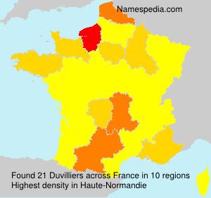 Duvilliers