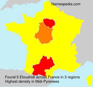 Elouahidi - France