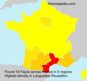 Fajula