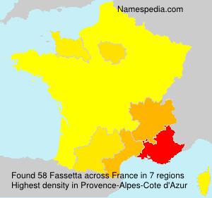 Fassetta