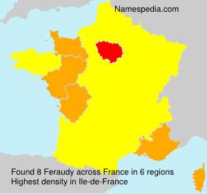 Feraudy