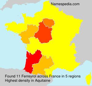 Ferreyrol
