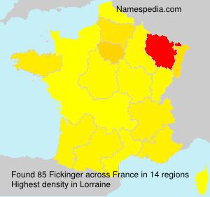 Fickinger