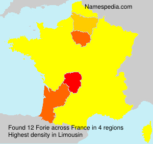 Forie