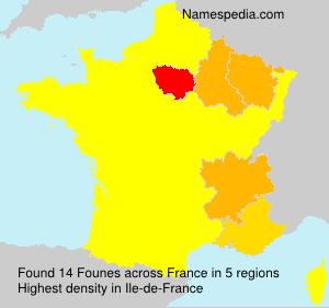 Founes