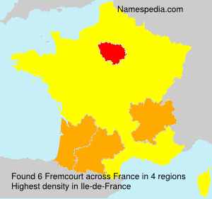 Fremcourt