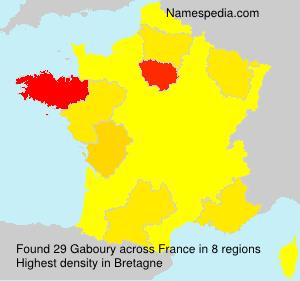 Gaboury