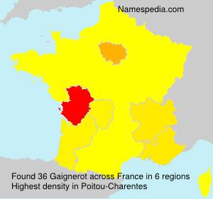 Gaignerot