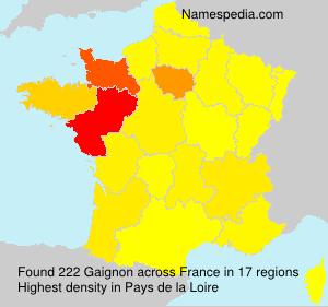 Gaignon