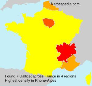 Gallicet