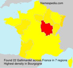 Gallimardet