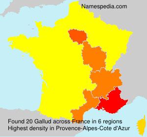 Gallud
