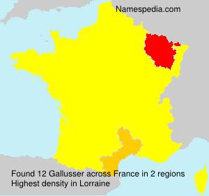 Gallusser