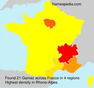 Gamaz