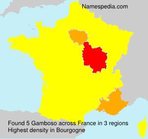 Gamboso
