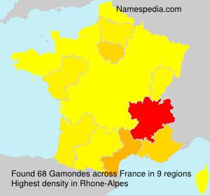 Gamondes