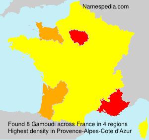 Gamoudi