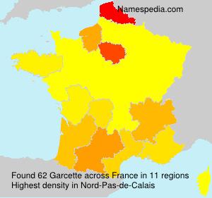 Garcette