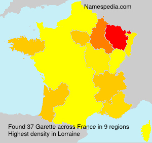 Garette